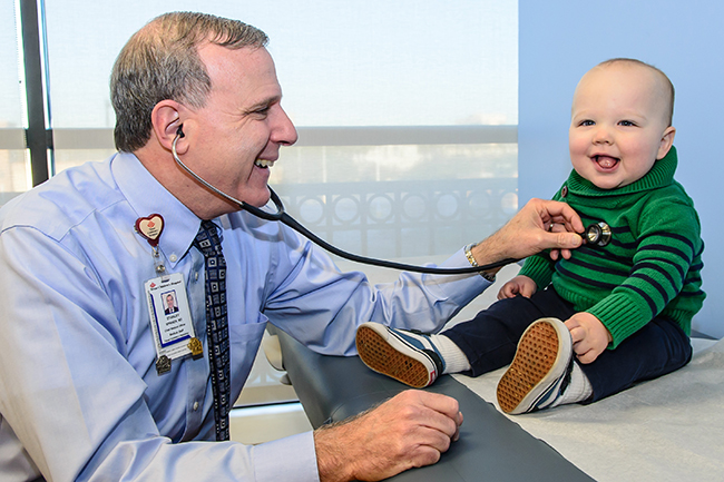 Texas Children's provides pediatric patients appropriate, comprehensive primary care at more than 50 pediatric primary care practices throughout the city and several urgent care locations.